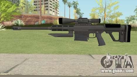 Binary Domain - Jugland R93 for GTA San Andreas