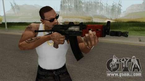 GDCW AKS74U Carbine for GTA San Andreas