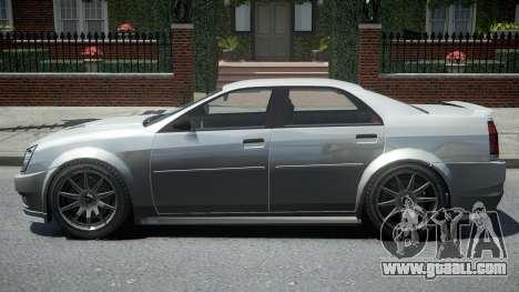 Albany Presidente S for GTA 4