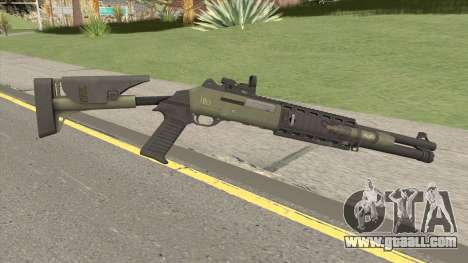 Battle Carnival M1014 for GTA San Andreas