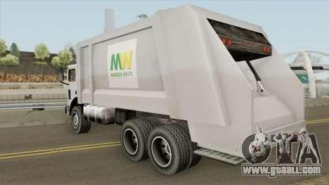 Rearload Trashmaster for GTA San Andreas