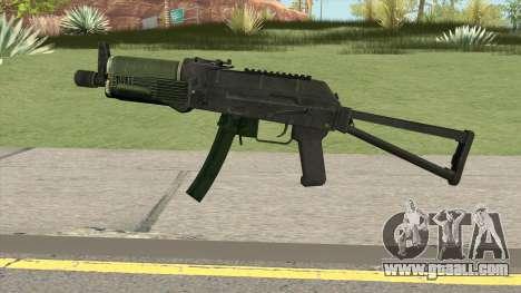 GDCW PP-19 Vityaz for GTA San Andreas