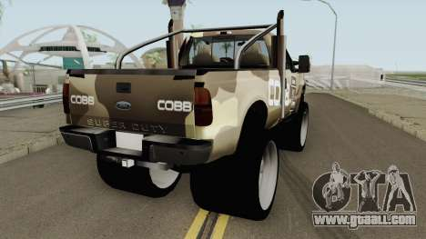 Ford Super Duty BkSquadron for GTA San Andreas