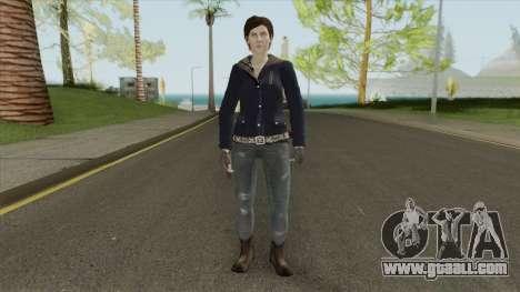 Maggie Rhee for GTA San Andreas