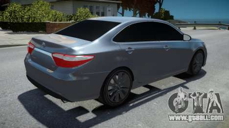 Toyota Camry 2015 for GTA 4