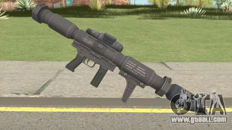 Binary Domain - HEMWL 3.8 for GTA San Andreas