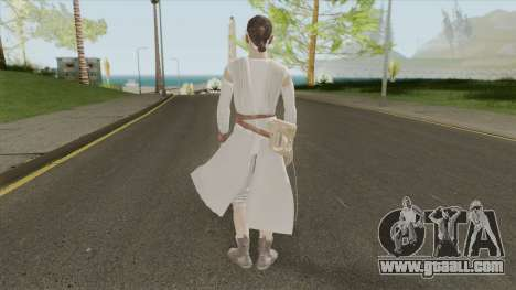 Rey From Star Wars VII (With Normal Map) for GTA San Andreas