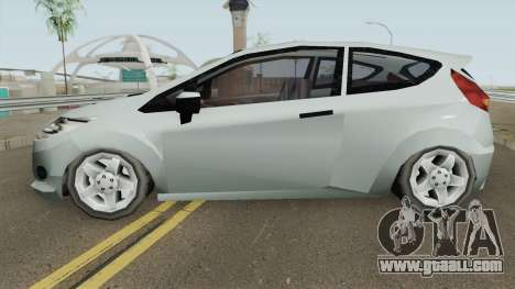 Ford Fiesta 2010 (SA Style) for GTA San Andreas