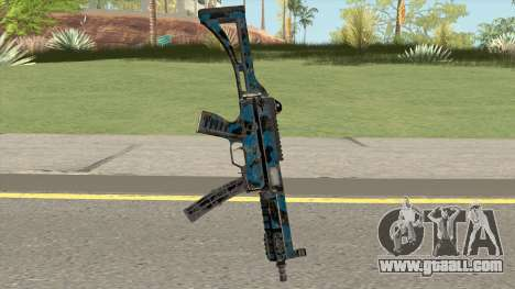MP9 SMG for GTA San Andreas