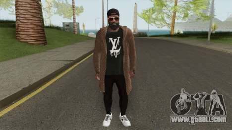 Skin Random 166 (Outfit Import-Export) for GTA San Andreas