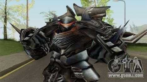 Transformers Slug AOE V1 for GTA San Andreas