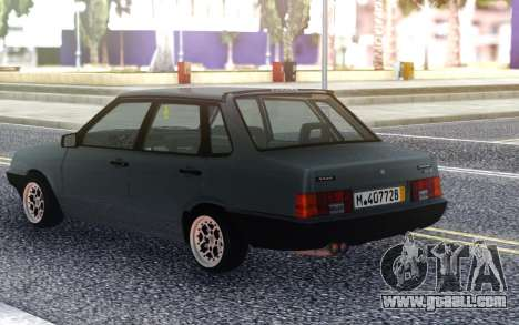 VAZ 2199 Samara Stance for GTA San Andreas