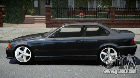 BMW M3 E36 v2 for GTA 4