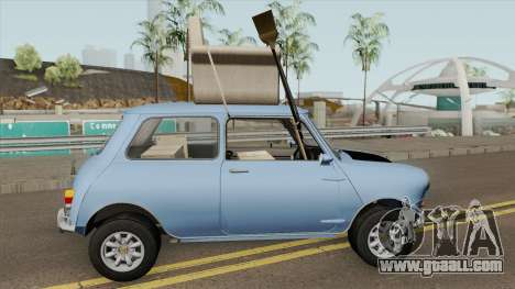 Mini Cooper (Mr. Bean) for GTA San Andreas