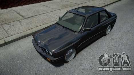 BMW M3 E30 BBS Rims for GTA 4
