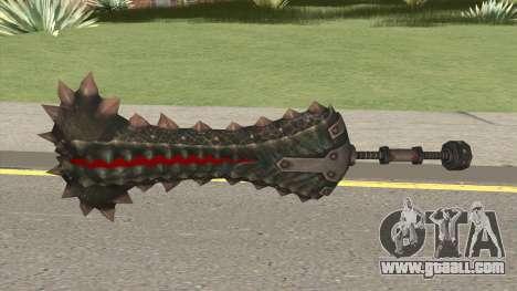 Monster Hunter Weapon V6 for GTA San Andreas