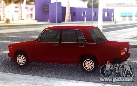 Lada Nova GTS for GTA San Andreas