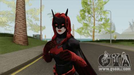 Batwoman Heroic From DC Legends for GTA San Andreas