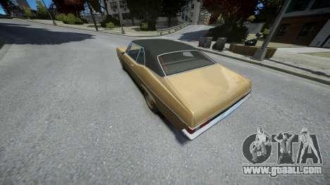 Declasse Vamos v1.1 Non-liveries Version for GTA 4