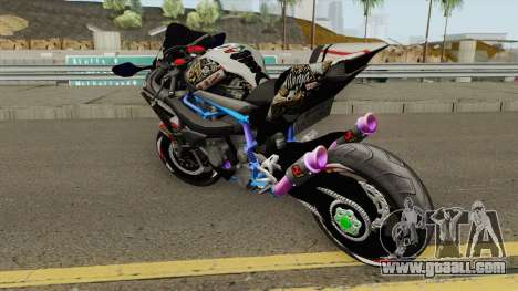 Kawasaki Ninja H2R for GTA San Andreas