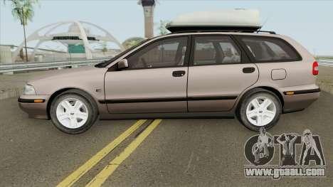 Volvo V40 Kombi for GTA San Andreas