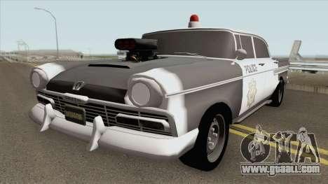 Smith 200 Italian Police for GTA San Andreas