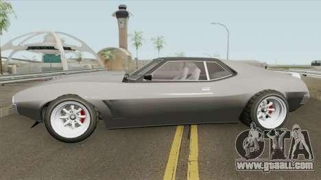 Schyster Deviant GTA V for GTA San Andreas