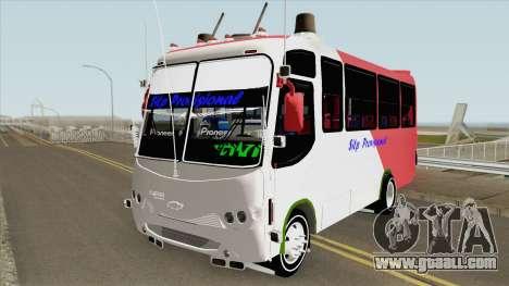 Fenix Sitp Provisional for GTA San Andreas