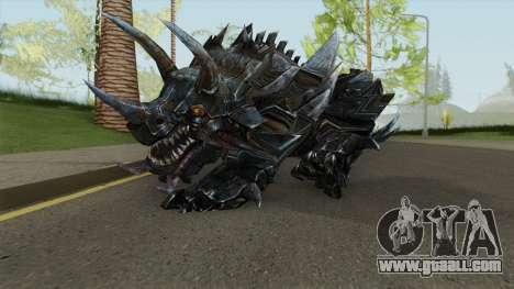 Transformers Slug AOE V2 for GTA San Andreas