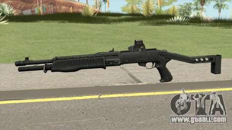 Contract Wars SPAS-12 for GTA San Andreas