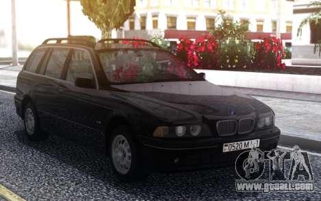 BMW 540i E39 Touring for GTA San Andreas