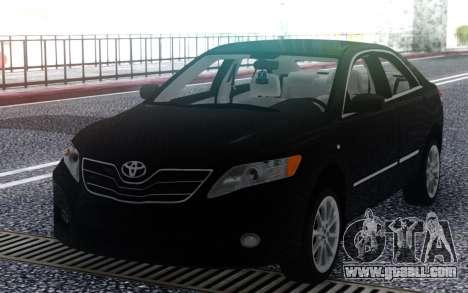 Toyota Camry V45 for GTA San Andreas