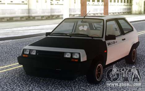 VAZ 2108 BoevoeZubilo for GTA San Andreas