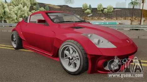 Annis ZR380 Standard V2 GTA V IVF for GTA San Andreas