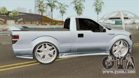 Ford Lobo SVT Lightning 2011 for GTA San Andreas