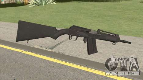 Battle Carnival Saiga 20K for GTA San Andreas