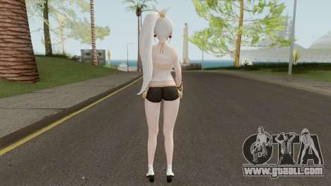 OverHit - Norn Swimsuit for GTA San Andreas