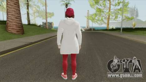 GTA Online Female Skin 1 for GTA San Andreas