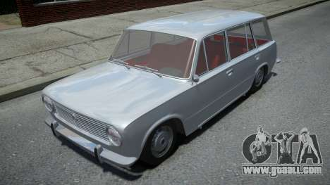 VAZ 2102 car Audio for GTA 4