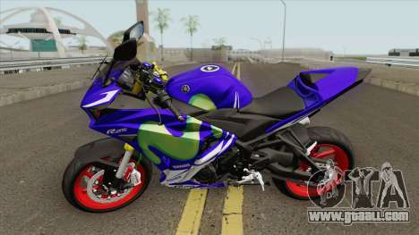 Yamaha YZF-R25 2017 for GTA San Andreas