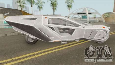 Zirconium Walker GTA V IVF for GTA San Andreas