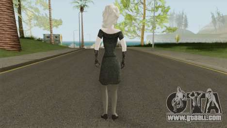 Elsa Old Fashioned for GTA San Andreas