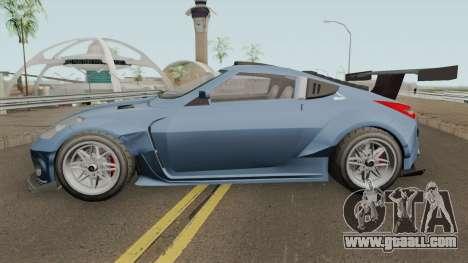 Annis ZR380 Standard V2 GTA V for GTA San Andreas