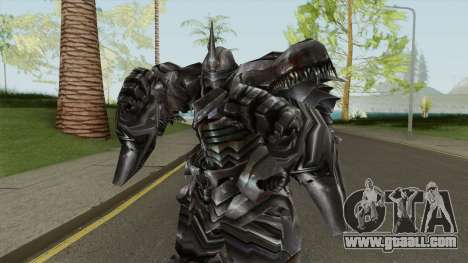 Transformers Grimlock AOE V1 for GTA San Andreas