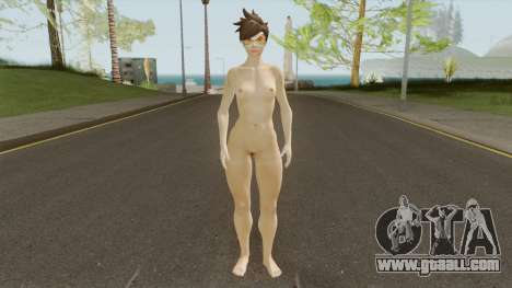 Tracer Nude for GTA San Andreas