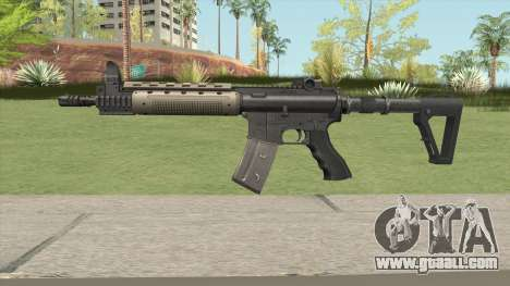 GDCW LR300 Rifle EoTech for GTA San Andreas