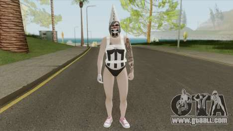 Female Random Skin 2 for GTA San Andreas