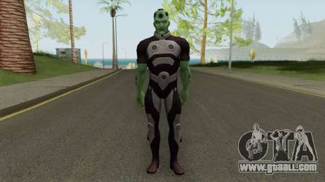 Brainiac From DC Legends V1 for GTA San Andreas