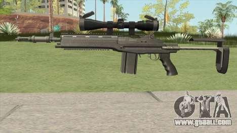 GDCW M14-EBR for GTA San Andreas