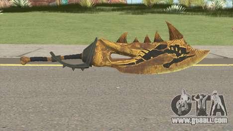 Monster Hunter Weapon V3 for GTA San Andreas